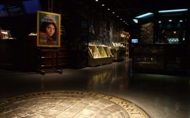 National Geographic Store Regent Street London   Great Brand Experiences