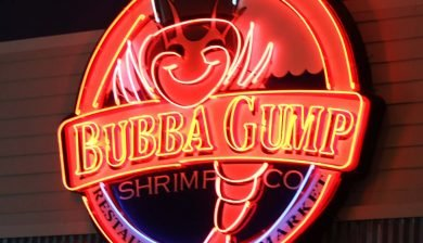 Bubba Gump - Shrimp Co Logo