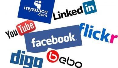 Some social media websites