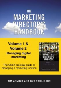 The Marketing Director's Handbook Combined Edition