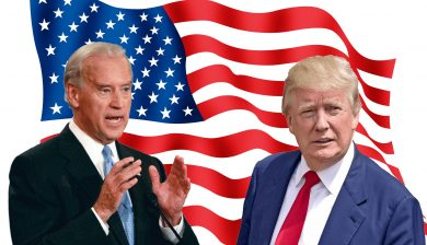 Marketing and politics: Joe Biden vs. Donald Trump 2020 US Presidential Election