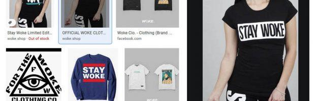 Woke meme, woke clothing